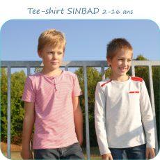 Patron tee-shirt garçon
