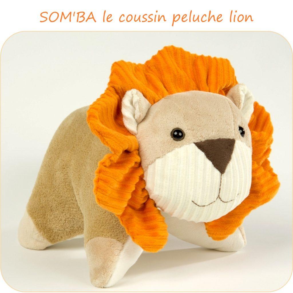 patron-coussin-peluche-lion-somba