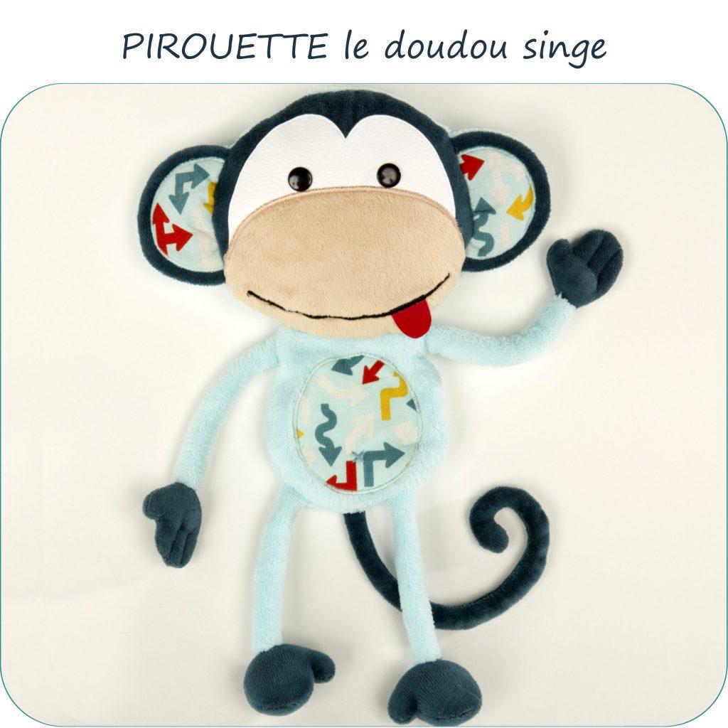 patron-couture-doudou-singe